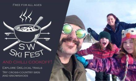 6th Annual Ski Fest and Chilli Cook Off!